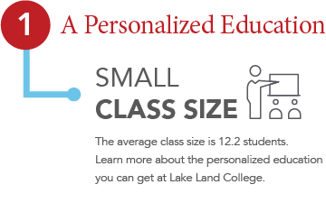 Top 3 Reasons Lake Land College is Right for You!