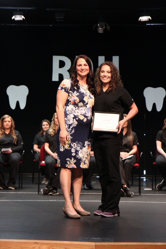 Lake Land College Recognizes New Dental Hygienists At Pinning